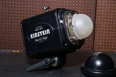 Paul C Buff Einstein E640 flash - Barely Used