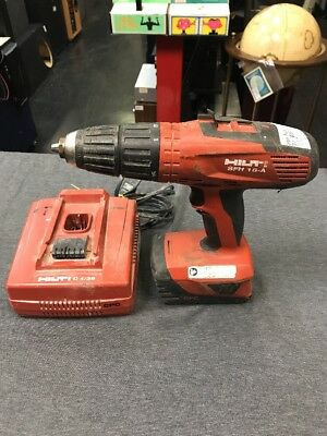 """Hilti SFH 18-A 18V 1/2"""",  Cordless Hammer Drill Tool Only (USED) Free Shipping"""