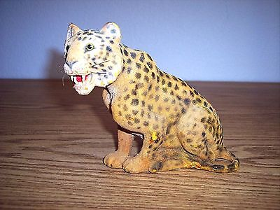 Vintage Souvenir Tiger Figure Gifts From Around the World McCrory Hong Kong