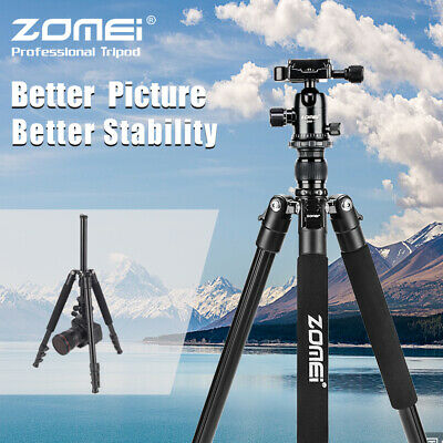 Zomei Q555 Professional Tripod Metal Ball Head For Digital Camera Travel DSLR