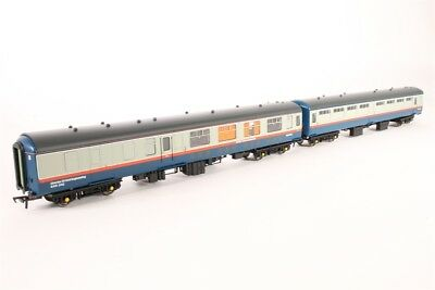 MODELZONE EXCLUSIVE Bachmann Branchline 39-350Z BR Mk2 Engineers Support Coaches