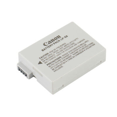 Original Canon LP-E8 Battery for Canon Rebel T3i T2i T4i T5i EOS 600D 550D 650D