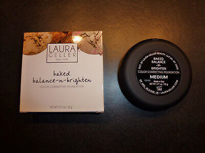 Laura Geller Brighten Foundation medium 20 g Baked/Color Correcting