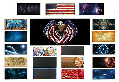 Large Mouse Keyboard Pad PC Gaming Desk Top Soft Mat Computer Optical Mousepad