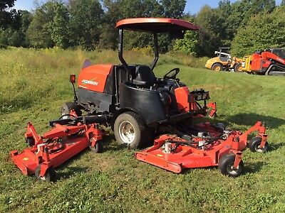 Jacobsen Hr 9016 Diesel Wide Area Mower 16 Foot Cut 90Hp Cheap Shipping Rates!!