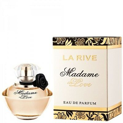 "La Rive "" Madame in Love "" Eau De Parfum 1 x 3 oz"