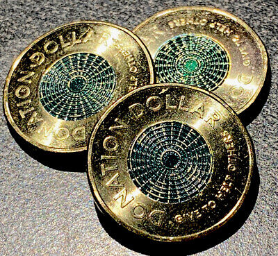 💫Very Special Collectable Rio Olympic coin Blue $2 - 2016 Rare Australian Coins