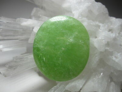 Apple Green Aventurine Quartz Gemstone Cabochon Loose Gemstone Jewelry Design