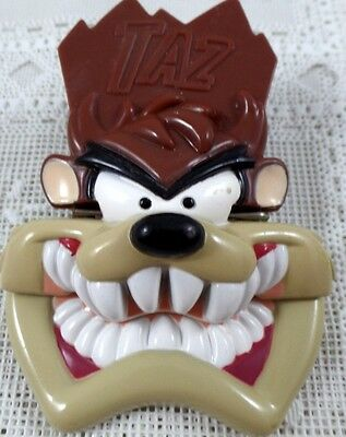 TAZ Magnetic XL Plastic Bag Clip Warner Brothers Looney Tunes  '97 WB