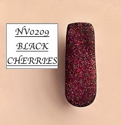Black Cherries Acrylic Powder 10G Bag Please See Description