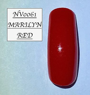 Marilyn Red Acrylic Powder 10G Bag Please See Description