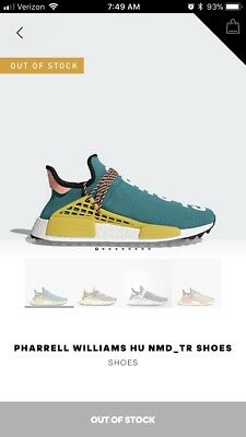 57eac1f91 The Chanel x Pharrell x Adidas Hu NMD is a Colette Straatosphere