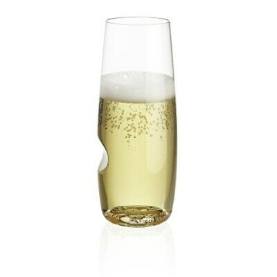 New Govino Outdoor Champagne Glass 237ml Set of 4