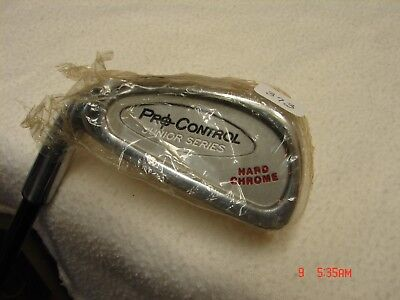 *NEW ProTacTic Pro Control Jr. Series #9 Iron Left Handed Junor             #373