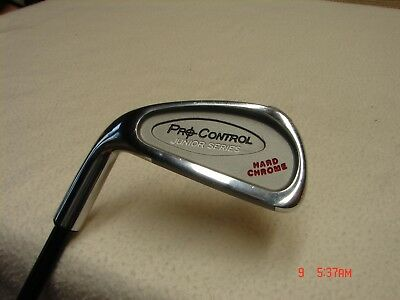 *NEW ProTacTic Pro Control Jr. Series #7 Iron Left Handed Junor          #372