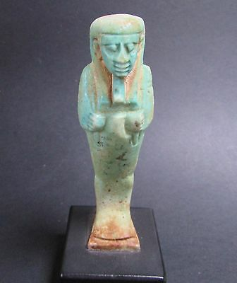 NILE  Ancient Egyptian Ushabti ca 600 BC