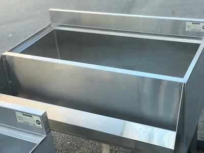 Krowne Ice bin with cold plate 36""