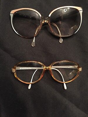 Christian Dior and Gucci Vintage Glasses PAIR