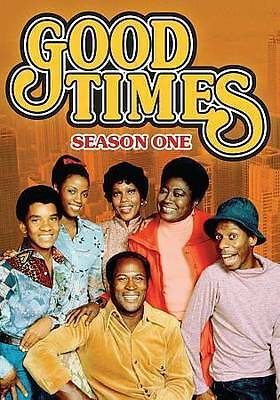 Good Times - The Complete First Season (DVD, 2014, Full Frame) *NEW* *FREE Ship*