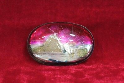 1850's Old Vintage Antique Beautiful Solid Glass Paper Weight Collectible PK-67