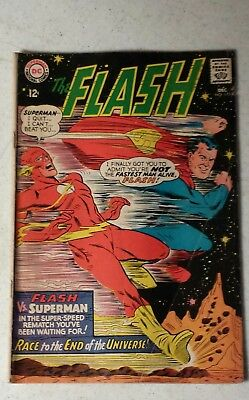 The Flash #175 (Dec 1967, DC) low grade