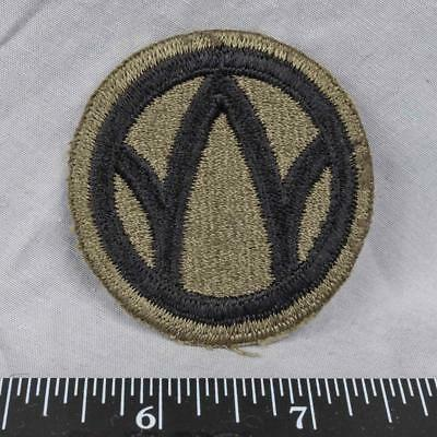 Vintage WWII Korean War Era US Army 89th Infantry Division Patch ajd
