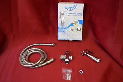 Kleppo Cloth Diaper Sprayer for Attachment to Your Toilet-FREE SHIPPING!!!!