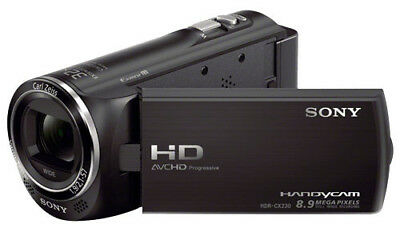 GENUINE SONY HDR-CX230 HANDYCAM-Very Gently Used