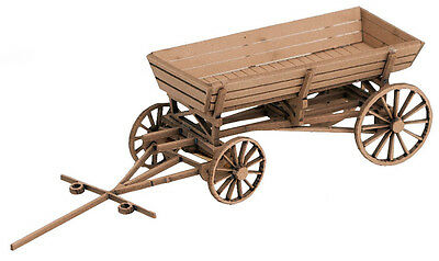 Noch 14242 H0 1:87 LASER-CUT MINIS Carriage Cart (without Loading)