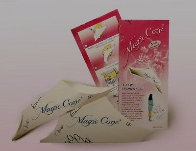 Magic Cone (bag of 3), Female Standing urination Device