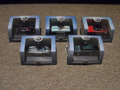 Oxford 1/76 scale vehicles x5