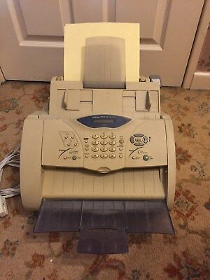 Brother FAX-8070P Fax/Tel Machine complete with Toner Cartridge & Owners Manual