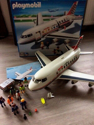 Playmobil Pacific Airline Flugzeug 4310 mit OVP