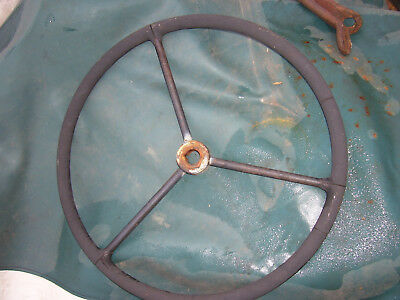 Vintage Minneapolis Moline Rtu  Tractor -Steering Wheel - 1943