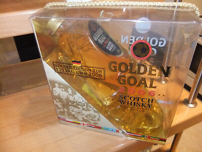 GOLDEN GOAL WM 2006 Scotch Whisky