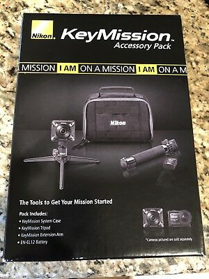 Nikon - KeyMission Accessory Pack brand new