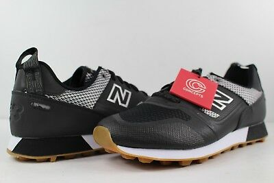 plus récent c915d 89476 NEW BALANCE X Concepts Trailbuster Re-engineered Black Grey Size 8.5 TBTFCP