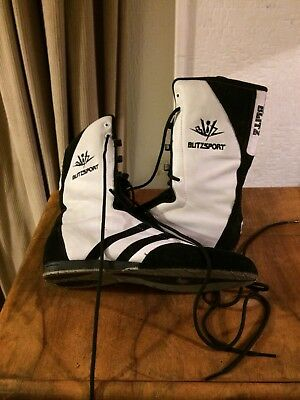 Bliz Boxing Boots Uk Size 6