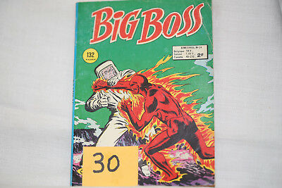 Big Boss (30) °24-2°série--l'homme-volcan-BE-1975