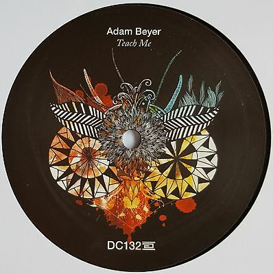 "Adam Beyer - Teach Me - 12"" Vinyl - Drumcode"