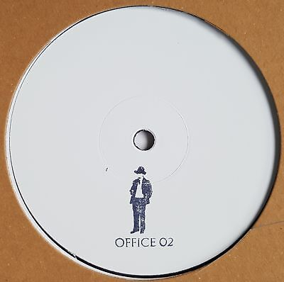 "Baaz - What About Talk About_2 - 12"" Vinyl - Office Recordings"