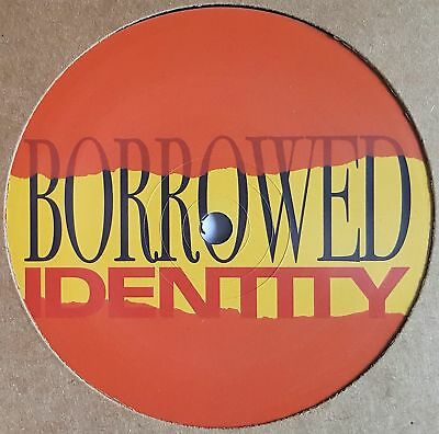 "Borrowed Identity - The Contrast - 12"" Vinyl - Lph White"