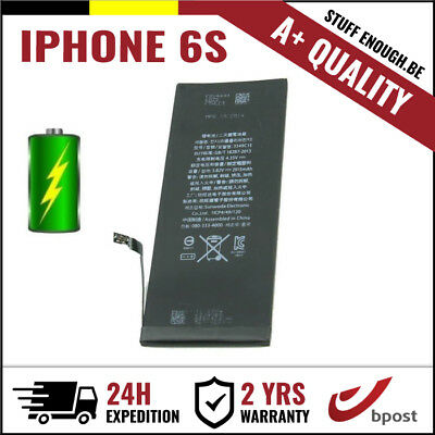 A+ Replacement Remplacement Battery/batterij/batterie/accu Li-Ion For Iphone 6S