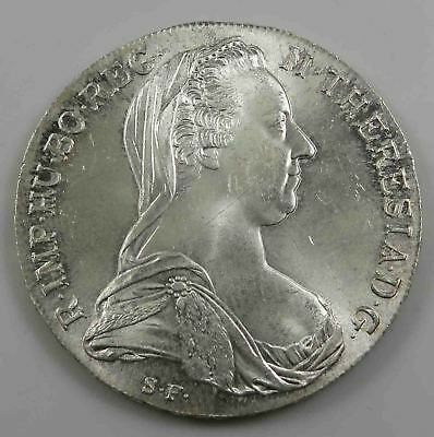 Österreich Maria Theresia Taler Silber  [5460