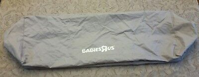 "Babies R Us Pack N Play Replacement Carrying Storage Bag Tan 28"" Fits Graco"