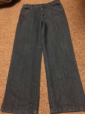 Cherokee Boys Denim Jeans 9-10 Years Adjustable Waist