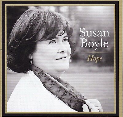 SUSAN BOYLE Hope CD - New