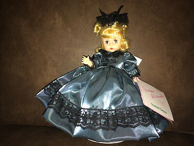 """Vintage Madame Alexander Aunt Pitty Pat  8"""" Doll From Scarlett Series # 636"""