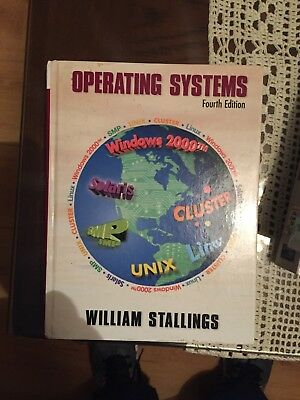 Operating Systems By William Stallings Fourth Edition