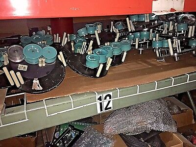 Christie AW3  35mm Platter pay out head used good condition!